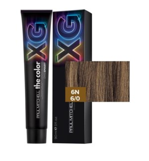 90ml 6N Paul Mitchell the color XG 3oz