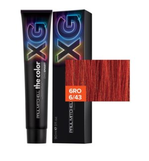 90ml 6RO Paul Mitchell the color XG 3oz