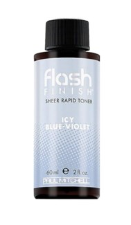 60ml Flash Finish Sheer Rapid Toner Icy Blue Violet PM 2oz