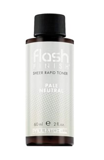 60ml Flash Finish Sheer Rapid Toner Pale Neutral PM 2oz