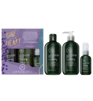 Cherish Your Chill Time HYDRATING Gift Set HD2020 LAVENDER MINT