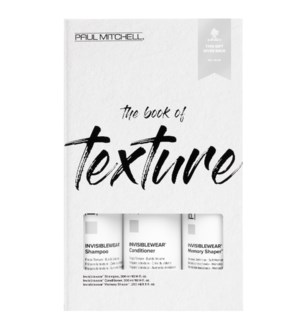 *BF The Book Of TEXTURE Gift Set HD19 IW