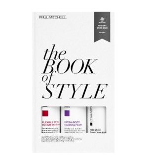 The Book Of STYLE Gift Set HD19
