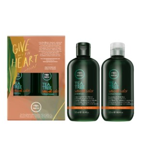 Live Life In Full COLOR PRESERVE Gift Set HD2020 TEA TREE COLOR