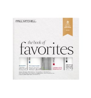 The Book Of FAVORITES Gift Set HD19