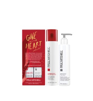 HOT STYLE DUO Gift Set HD2021 HOT OFF THE PRESS