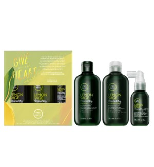 I love Your Zest For Life VOLUMIZING Gift Set HD2020 LEMON SAGE