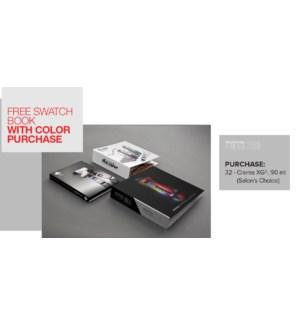 ! XG Swatch Book BUY 32 CREMA XG COLOR SO2021