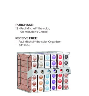 ! The Color Organizer BUY12COLOR ND19