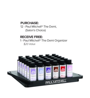 ! Demi Color Organizer BUY12COLOR ND19