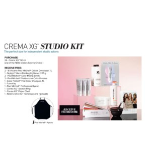 ! Crema XG Demi Studio Kit CHOOSE 24 CREMA XG COLOR ND2020