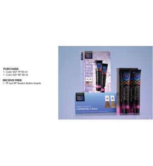 Color XG Essential Cool Shades Try Me Kit JA2020