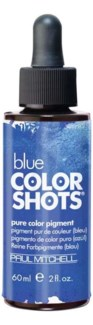 60ml Blue Color Shots Pure Color Pigment PM 2oz