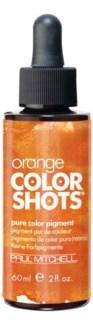 60ml Orange Color Shots Pure Color Pigment PM 2oz