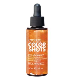 60ml Orange Color Shots Pure Color Pigment PM 2oz