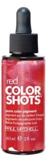 60ml Red Color Shots Pure Color Pigment PM 2oz