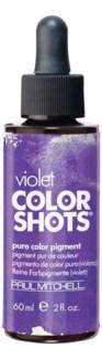 60ml Violet Color Shots Pure Color Pigment PM 2oz