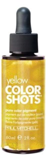 60ml Yellow Color Shots Pure Color Pigment PM 2oz