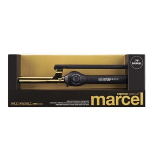 Express Gold Curl Marcel .75 Inch
