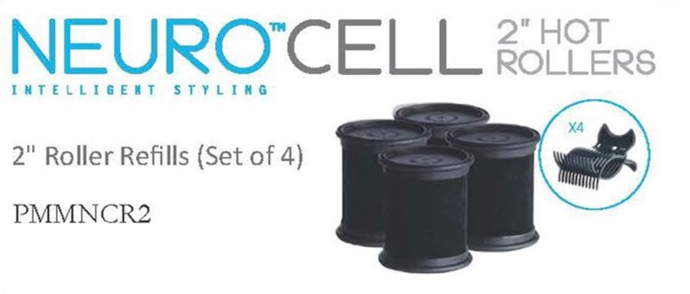 Neuro Cell 2in Hot Rollers (4)