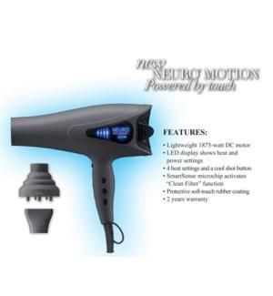 Neuro Motion w/free 0.85oz Neuro Prime Heat Control Blowout Primer