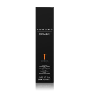 8ml Mandarin Liquid Color Craft PM .27oz