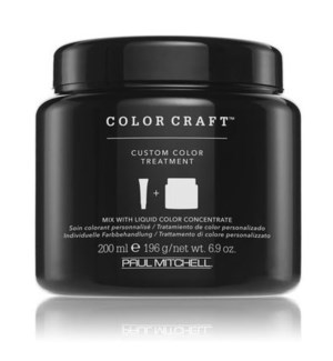 *MD 200ml Color Craft Customizable Conditioning Color Treatment PM 6.8oz