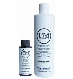 500ml Clear Shine PM 16.9oz