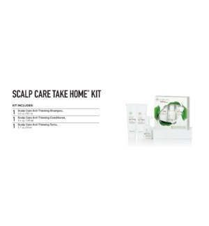 Anti-Thinning Scalp Care Take Home Kit