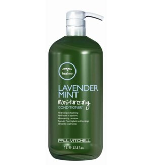 @ Litre Lavender Mint Moisturizing Conditioner 33.8oz
