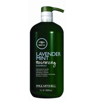 Litre Lavender Mint Moisturizing Shampoo 33.8oz