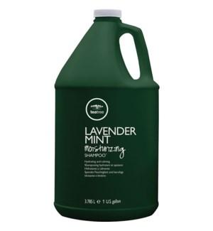 3.6L Lavender Mint Moisturizing Shampoo Gallon