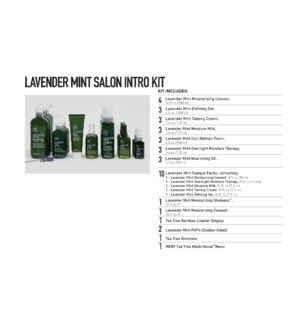 NEW Lavender Mint Salon Kit 2019