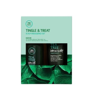 Tea Tree Tingle & Treat Kit MJ19