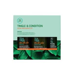 Tea Tree Color Tingle & Condition Kit MJ19