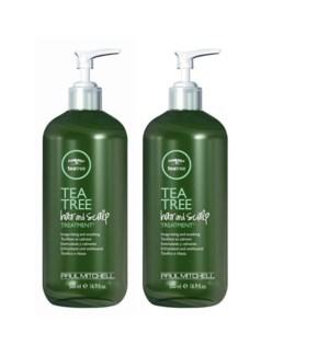 ! 2+1 500ml Tea Tree Hair & Scalp Treatment ND19