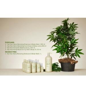 ! Tea Tree Hemp Stylist Kit SO2021