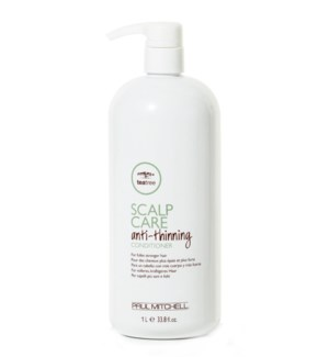 NEW!Litre TeaTree Anti-ThinningConditioner 33.8oz