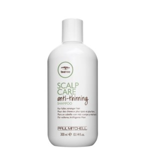 300ml TeaTree Anti-Thinning Shampoo 10.14oz