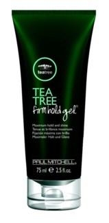 * 75ml Tea Tree Firm Hold Gel PM 2.5OZ
