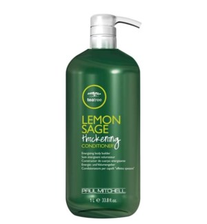 Litre Lemon Sage Thickening Conditioner