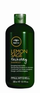 300ml Lemon Sage Thickening Shampoo 10.14oz