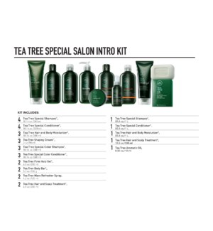 Tea Tree Special Salon Intro Kit 2019 TTSI19
