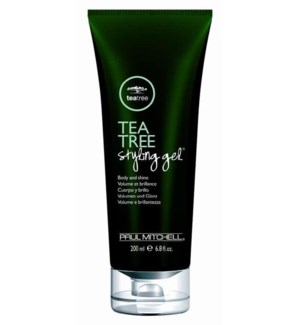 200ml Tea Tree Styling Gel PM 6.8oz