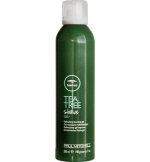 198g Tea Tree Shave Gel PM 7oz