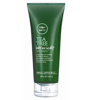 200ml Tea Tree Hair & Scalp Treatment 6.8 oz