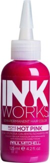 125ml Hot Pink Inkworks Semi Permanent Color PM 4.2oz FP