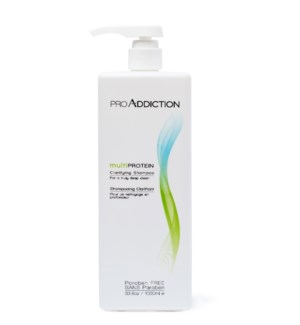 PROADDICTION LITRE CLARIFYING SHAMPOO 1000ML