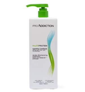 PROADDICTION LITRE HYDRATING CONDITIONER 1000ML