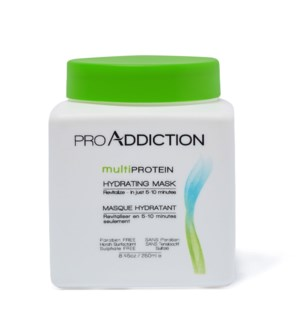 PROADDICTION 250ml HYDRATING MASK